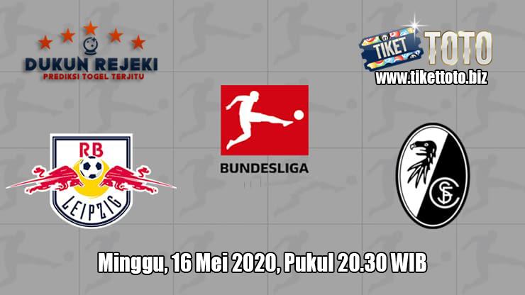 Prediksi RB Leipzig VS Freiburg 16 Mei 2020