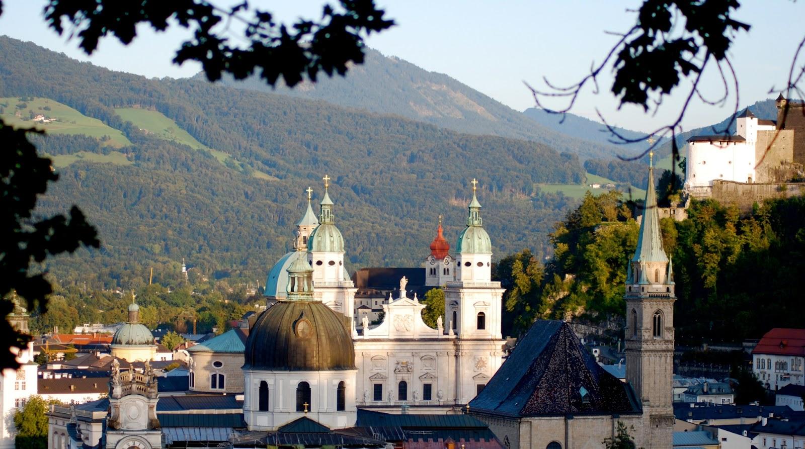 Salzburg In Г¶sterreich