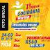 SORTEIO - Corrida Solidária NISFRAM - Sumaré/SP - 24 de março de 2019