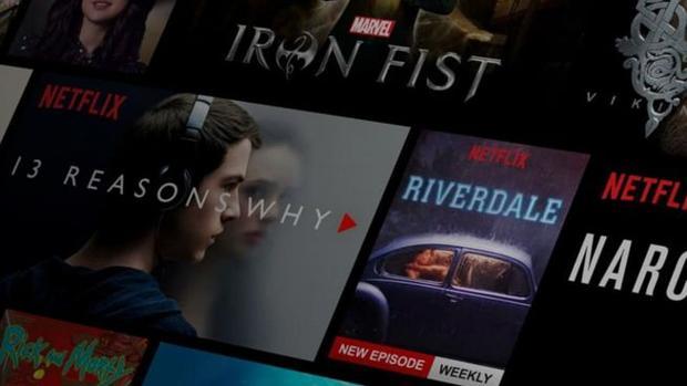 Netflix presenta nueva interfaz con barra lateral