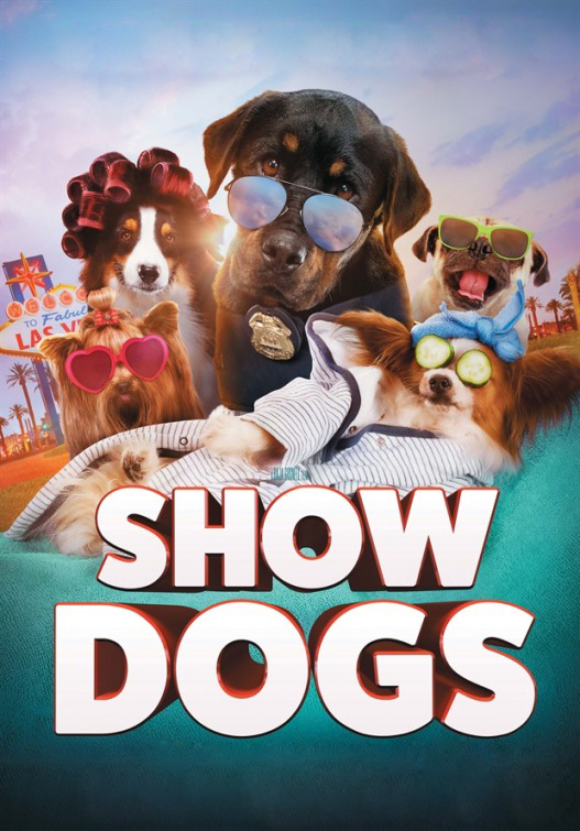 Show Dogs [2018] [DVDR] [NTSC] [Latino]
