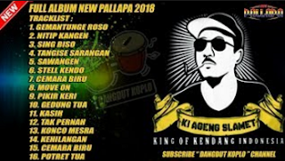 Download Lagu Mp3 Paling Populer Versi New Pallapa 2018 Full Album Lengkap
