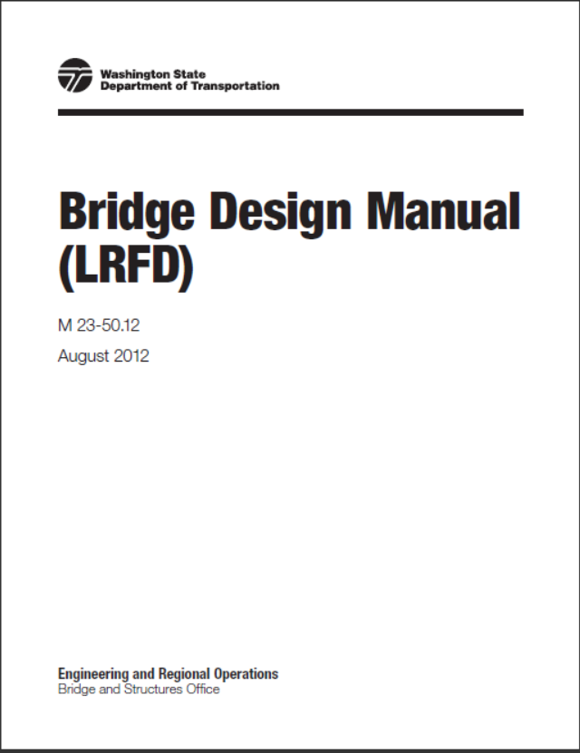 Aashto Bridge Manual