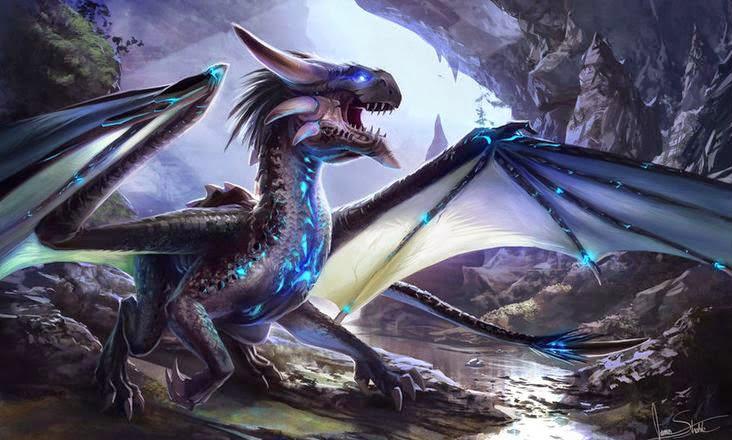 Awesome Dragon.