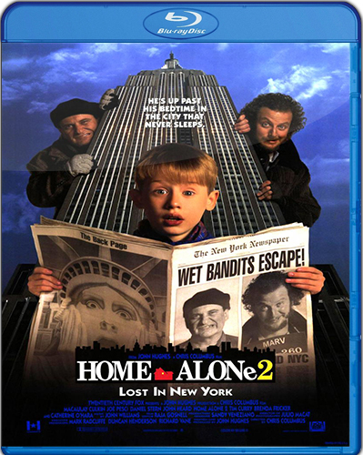 Home Alone 2: Lost in New York [1992] [BD25] [Latino]