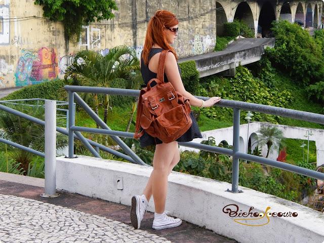 bicho do couro, bolsa em couro, slow fashion, jell e marcelo, urbano e retrô
