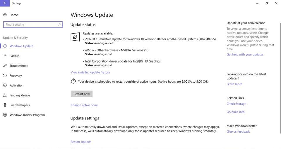 Những cách vô hiệu hóa tự động cập nhật driver trong Windows 10