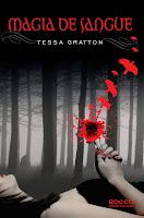 Resenha - Magia de Sangue, editora Rocco