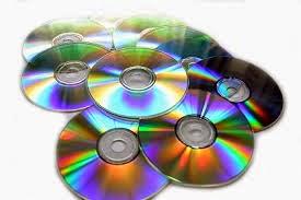 Perangkat Keras CD (Compact Disk)