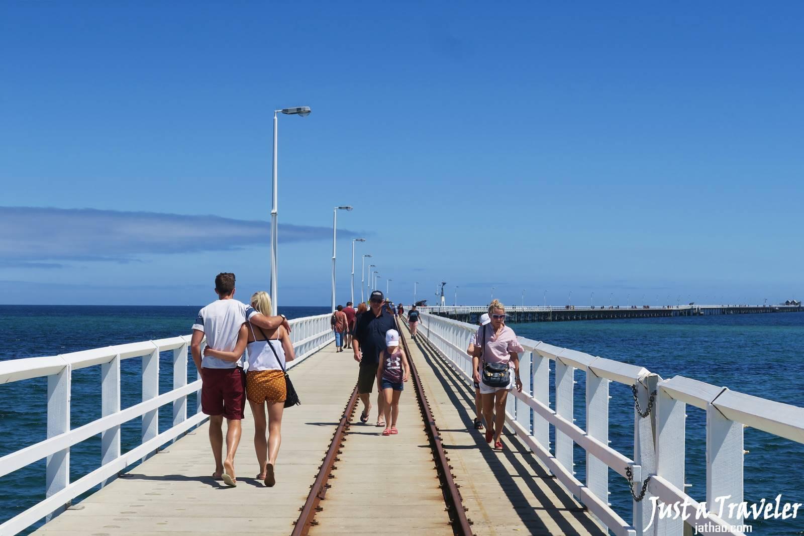 澳洲-伯斯-景點-推薦-巴瑟爾頓長堤-Busselton-Jetty-必玩-必去-自由行-行程-攻略-旅遊-一日遊-二日遊-Perth-Travel-Tourist-Attraction