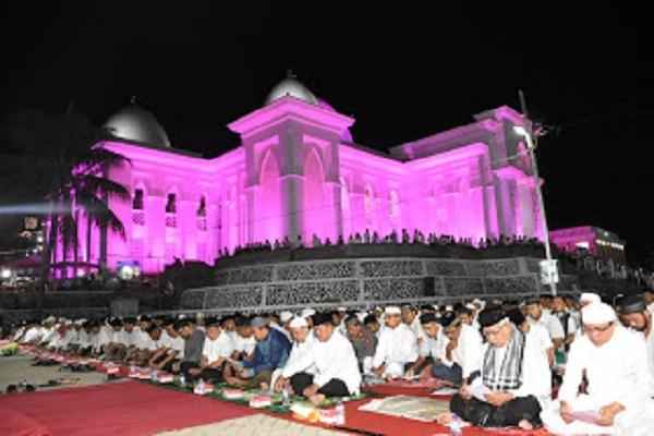 Bupati Soppeng : Maksimalkan Fungsi Masjid Untuk Memperkokoh Ukhuwah Islamiyah