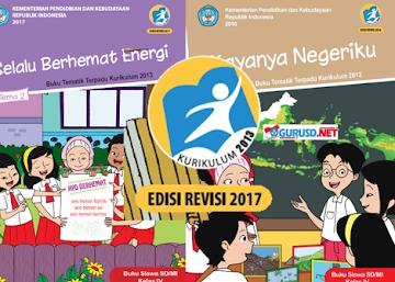 Buku Kelas 4 Kurikulum 2013 Semester 1 Revisi 2017