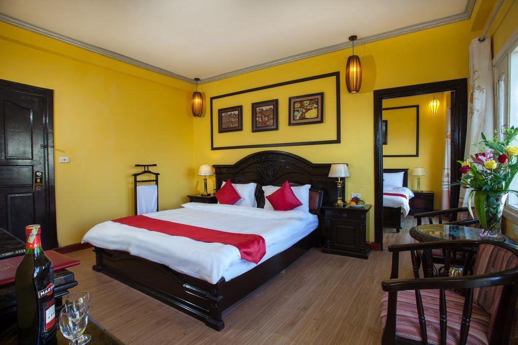 30 khách sạn Sapa đẹp view ngắm thị trấn, bản làng gần trung tâm, chợ đêm
