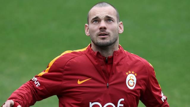 Wesley Sneijder: Galatasaray'ı çok özledim..