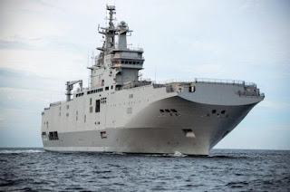 Egyptian Navy Egypt gets second Mistral carrier from France