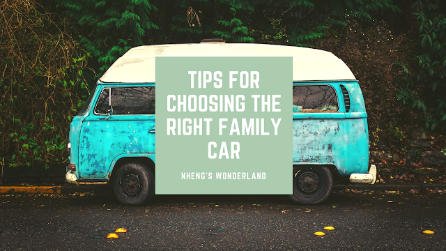 Tips For Choosing The Right Family Car