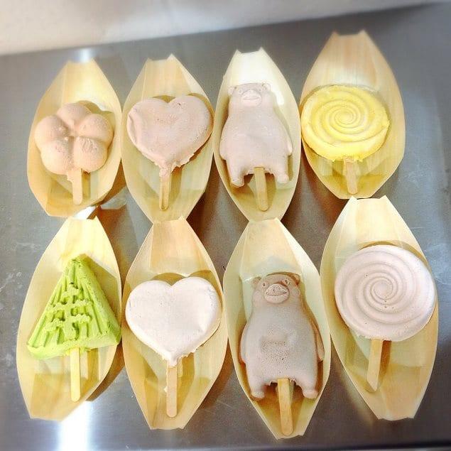 Japoneses inventam sorvete que nunca derrete (Imagem: Reprodução/Segredos do Mundo)