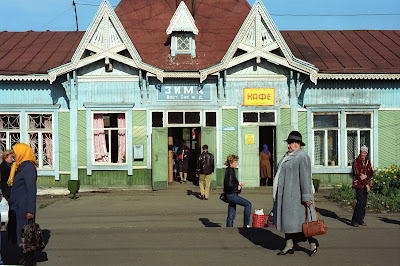 Transsibérien, Sibérie, Zima, © L. Gigout, 1990