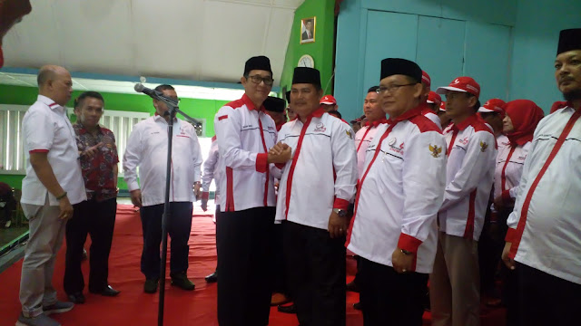 Jokowi Deklarasikan Lagi Gerakan Nasional Jokowi 2 Periode Di Pali