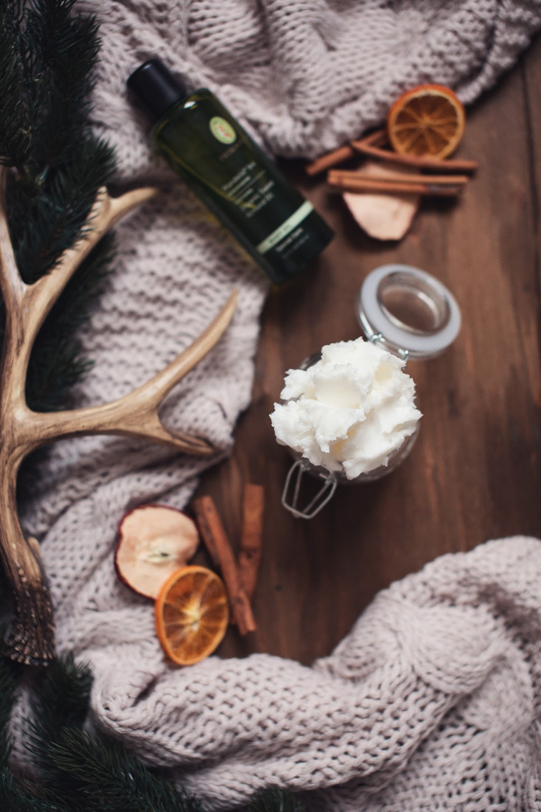 inlovewith: DIY Weihnachtsgeschenk: Organic Shaving Cream für Männer