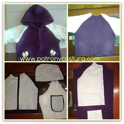 www.patronycostura.com/chaquetabebé