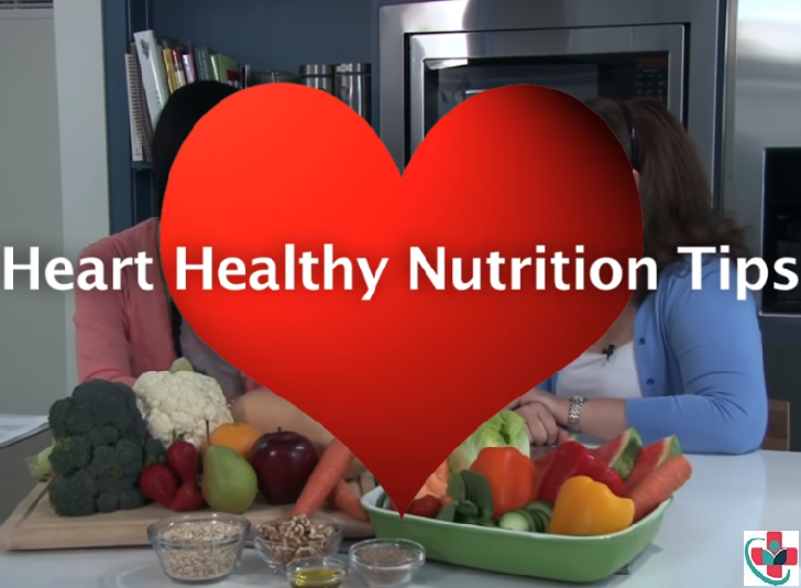 Heart healthy nutrition tips