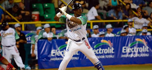 Lo del jardinero cubano al llegar a su primera experiencia en la Liga Venezolana de Béisbol Profesional fue de impacto.