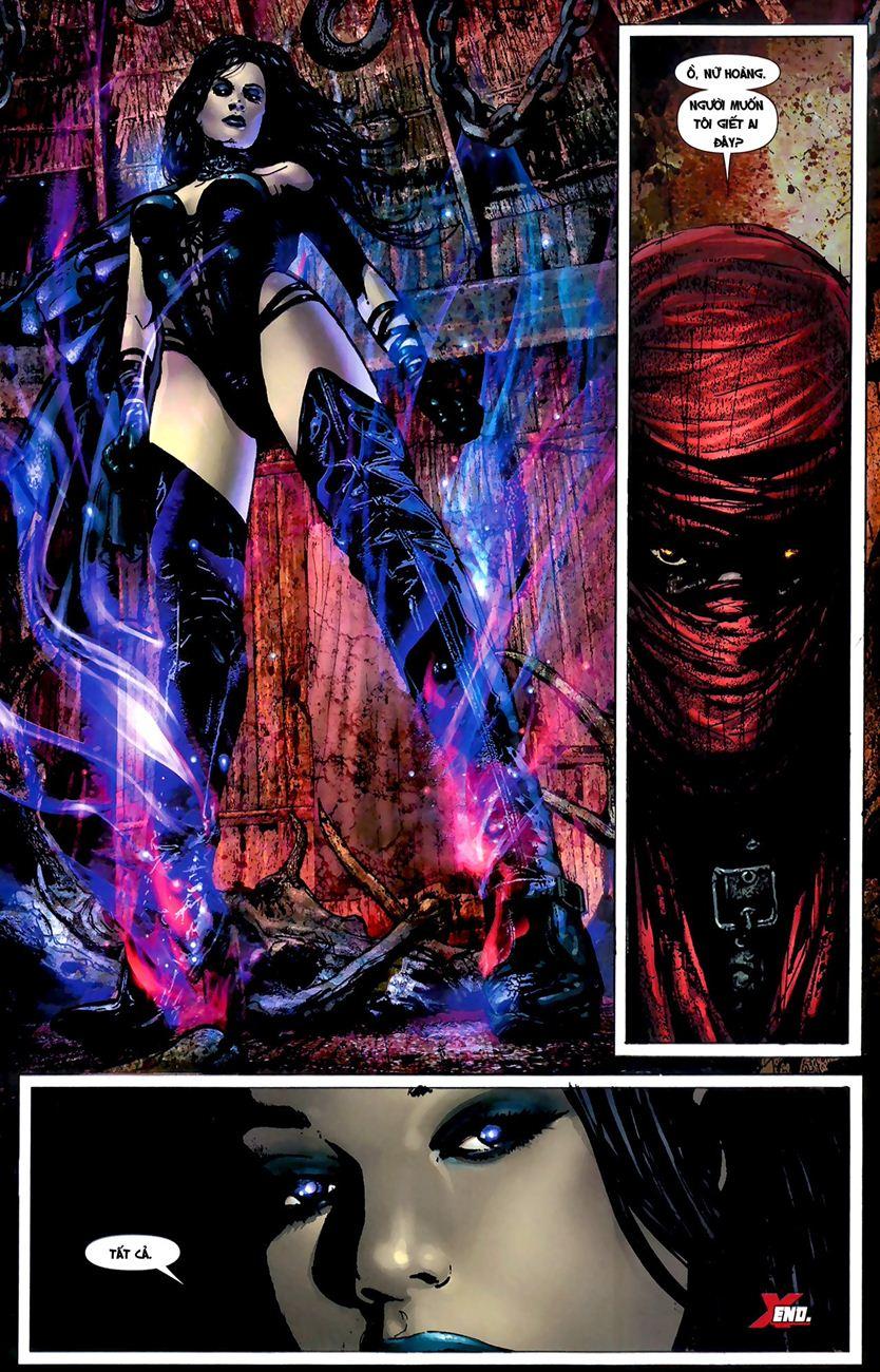 X-Men Necrosha chap 5 trang 25