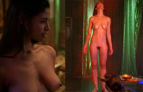true blood naked babe