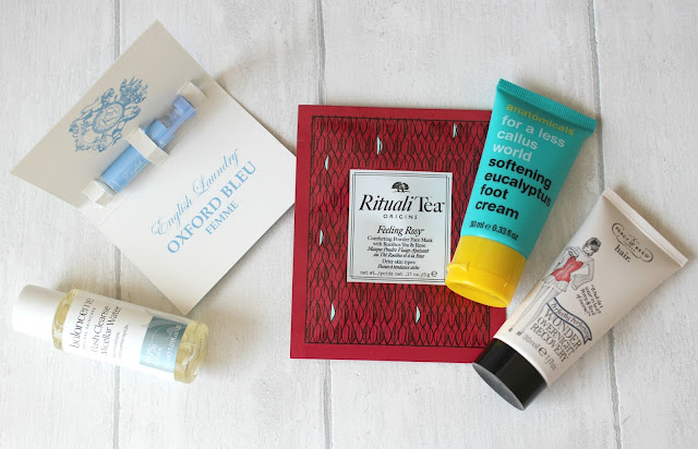 A review of the July 2017 Birchbox UK