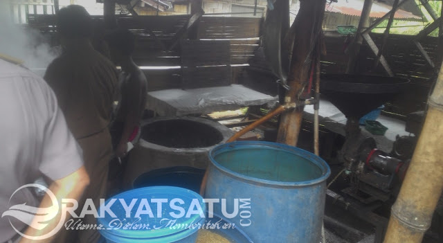 Sidak, Lingkungan Hidup Toraja Temukan Pengolahan Limbah Tahu dan Tempe Tidak Sesuai Prosedur