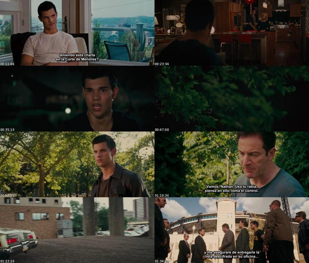 Abduction: Sin Escape (2011) [DVDRip] [Sub. Español]