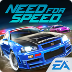 knuckle edition of Need for Speed made only for mobile  Need for Speed™ No Limits