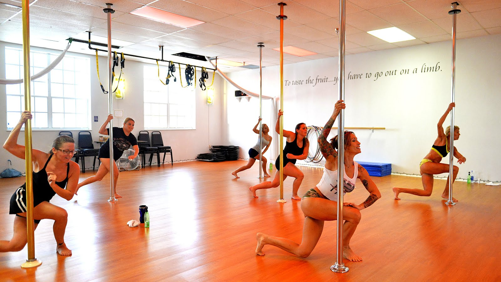 Exotic Dance Classes Near Me - Dance Choices