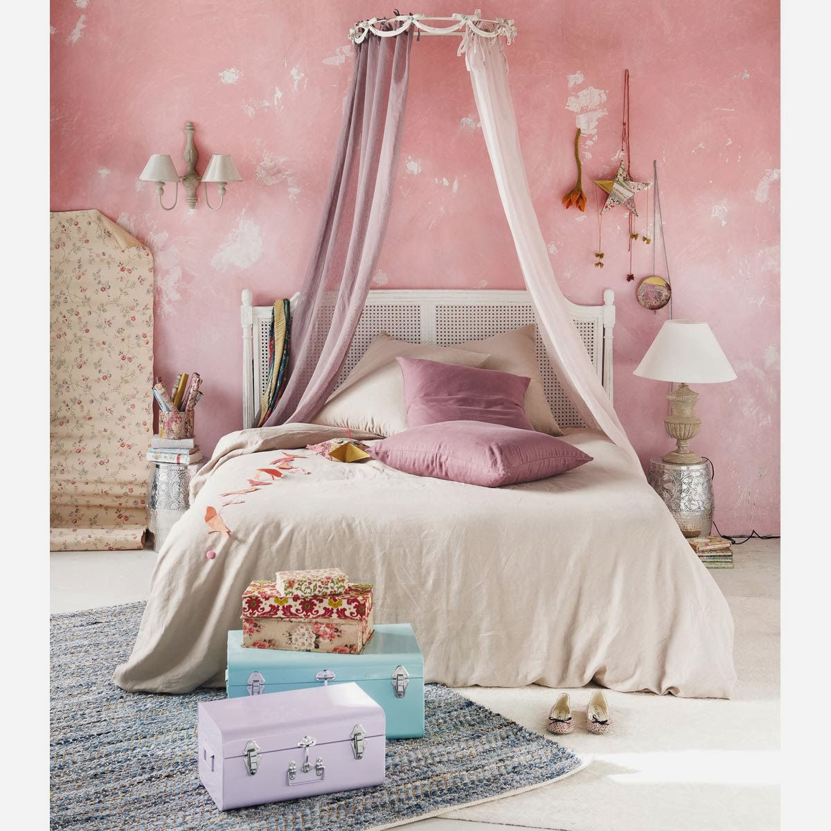 Tende shabby camera da letto : tende shabby per camera da letto ...