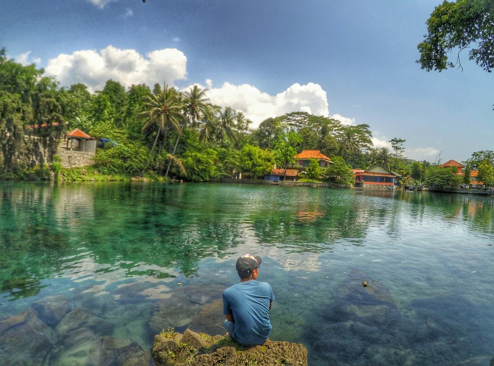 Wisata Alam Danau Herang Majalengka, Seru Abis  Majalengka Update
