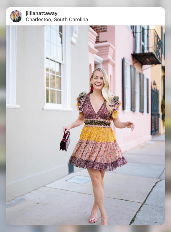 Charleston Bloggers to Follow on Instagram - Chasing Cinderella