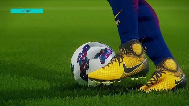 SweetFX Green PES 2017
