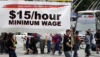 Gains, Losses Cancel Out From Seattle's Minimum-Wage Hike