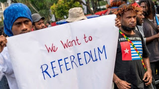 Pemerintah Indonesia 'tak bisa' Cegah Negara Pasifik Angkat isu Papua di PBB