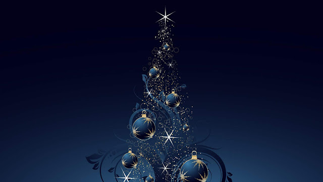 beautiful Christmas Trees wallpapers%2B07
