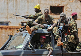 300 people killed in CAR civil war