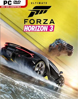Forza Horizon 3 CODEX Jogos Torrent Download capa