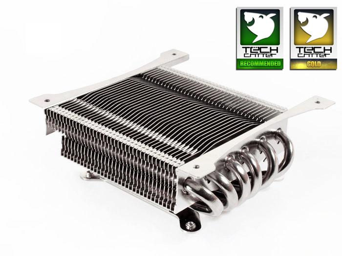 Unboxing & Review: Prolimatech Samuel 17 Low Profile CPU Cooler 13