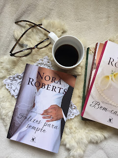 happy ever after nora roberts brides quartet