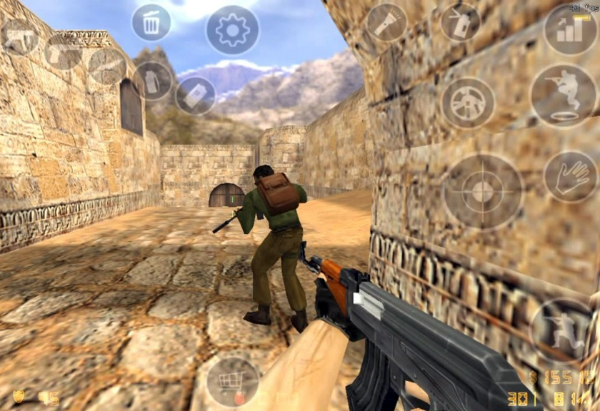 Counter strike mobile for android