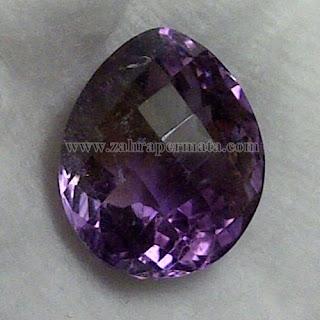 Batu Permata Amethys Quartz - ZP 772
