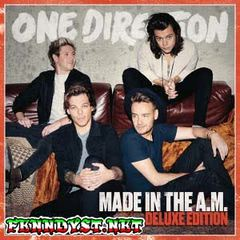 One Direction - Made In The A.M. (Deluxe Edition) 2015 Album cover