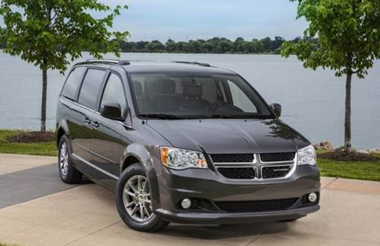 2016 Dodge Grand Caravan AVP Review