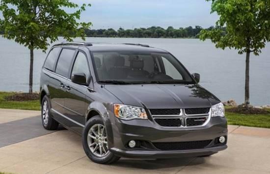 2016 Dodge Grand Caravan AVP Review